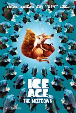 Kỷ Băng Hà 2: Băng Tan - Ice Age 2: The Meltdown Thuyết Minh (2006)