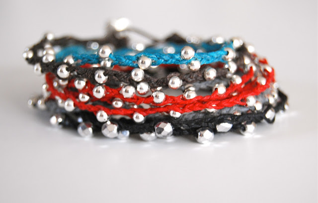 Wrap Bracelet Tutorial1