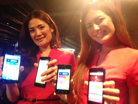 Harga Smartfren Andromax C2, G2, i3 & i3S Terbaru 2014