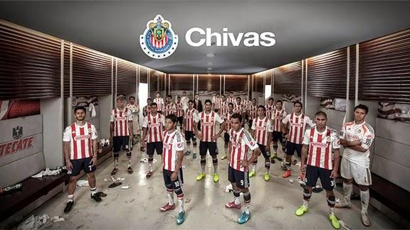 La foto oficial de las Chivas