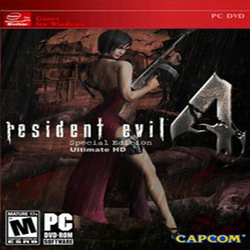 Resident Evil 4 Ultimate HD Edition PC Game Download ...