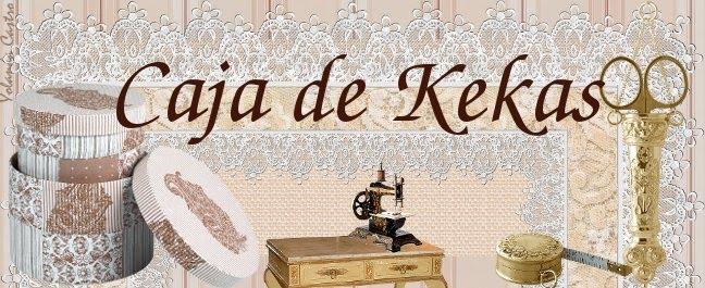 CAJA DE KEKAS