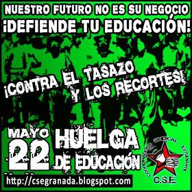 22 de Mayo: Huelga de Educación