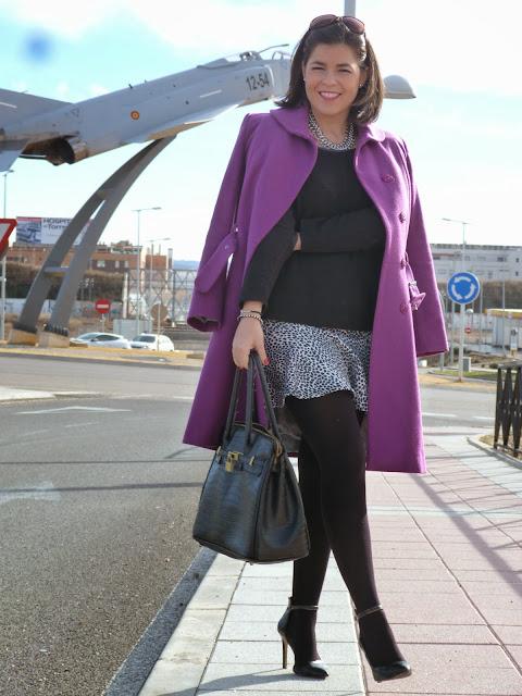 Falda cebra 6