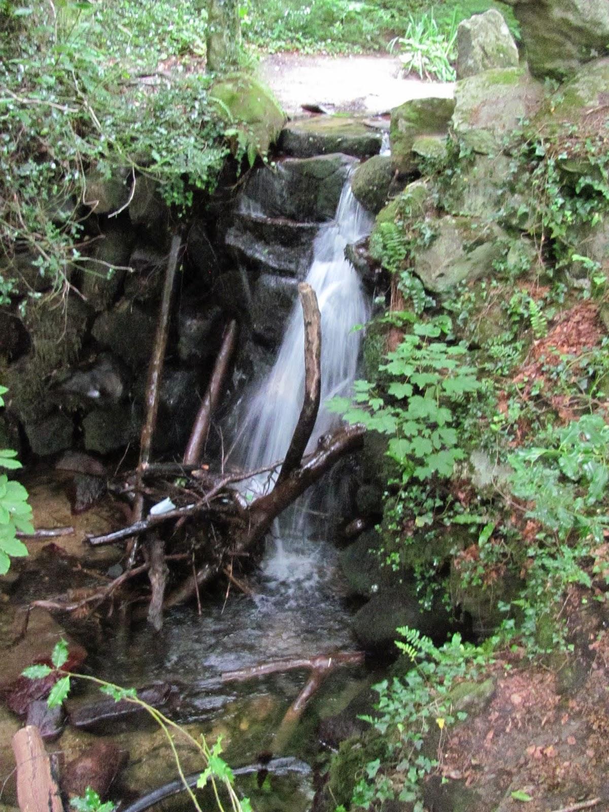 Waterfall 2 Marlay Park Dublin, Ireland