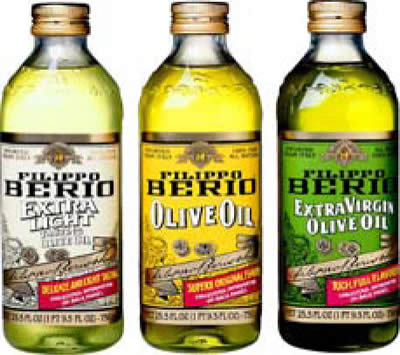 Heating frying extra virgin olive oil