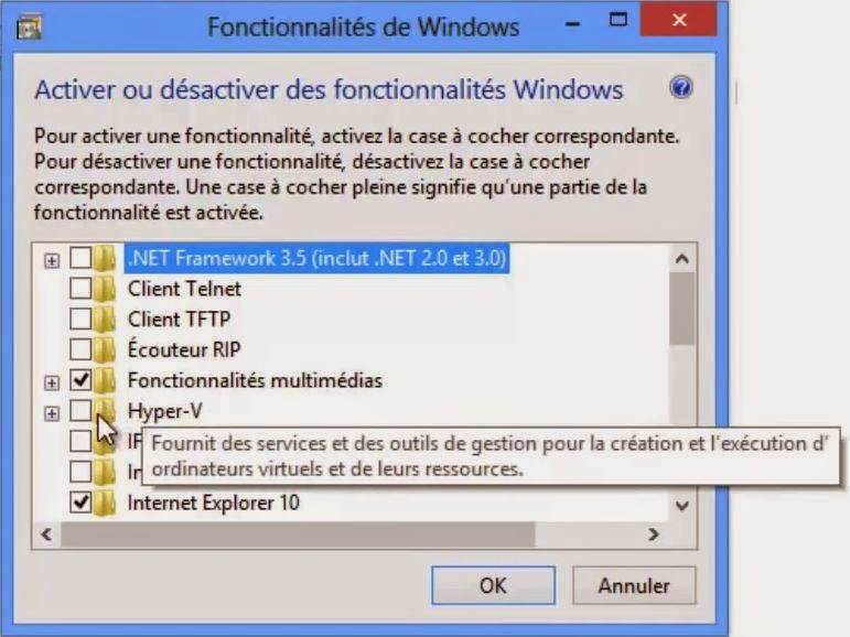 كيفية  تشغيل أنظمة التشغبل وهميا على ويندوز 8 بدون برامج