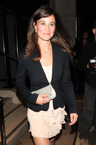 Kate middleton sister Pippa Middleton