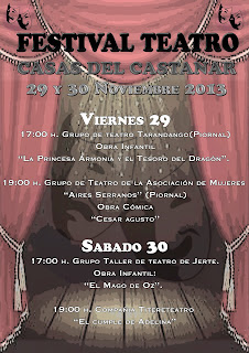 Festival de Teatro en el Valle del Jerte