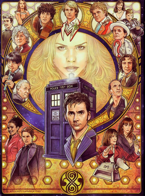More Than One Doctor Who - Art - Amazing