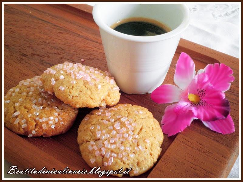 biscotti di farro profumati al limone