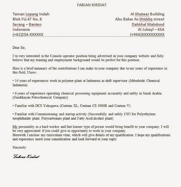 cara membuat cover letter bahasa indonesia komunitas masyarakat indonesia jubail ksa contoh cover letter bahasa inggris