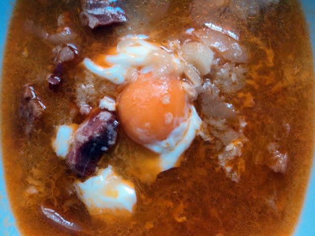 Sopa castellana olor a hierbabuena recetas de cocina - Sopa castellana casera ...
