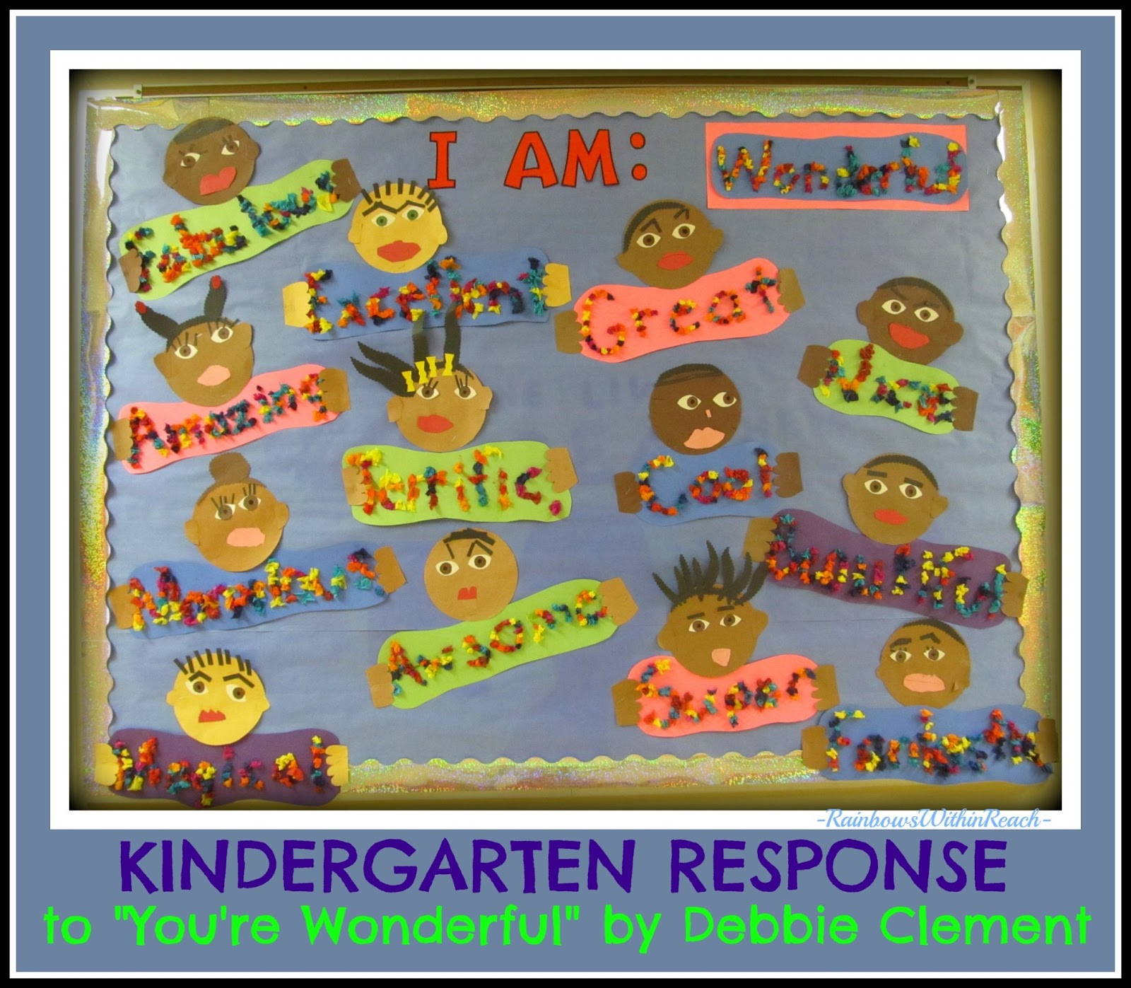 great bulletin board for my Eric Carle author study. Would ...