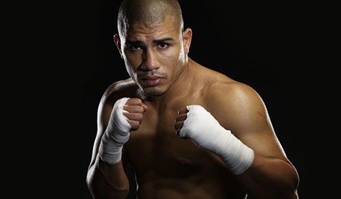 miguel cotto the sports stars. Black Bedroom Furniture Sets. Home Design Ideas