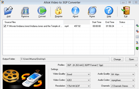 Allok Video Converter