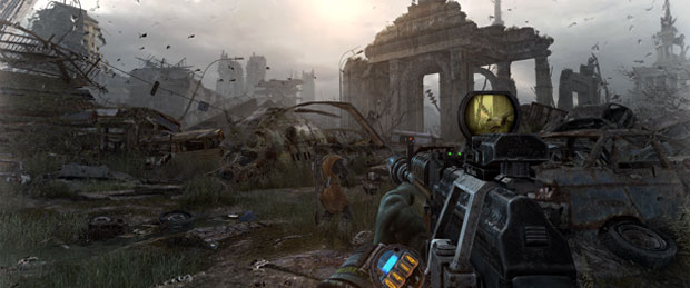 Metro: Last Light – Faction Pack DLC Video