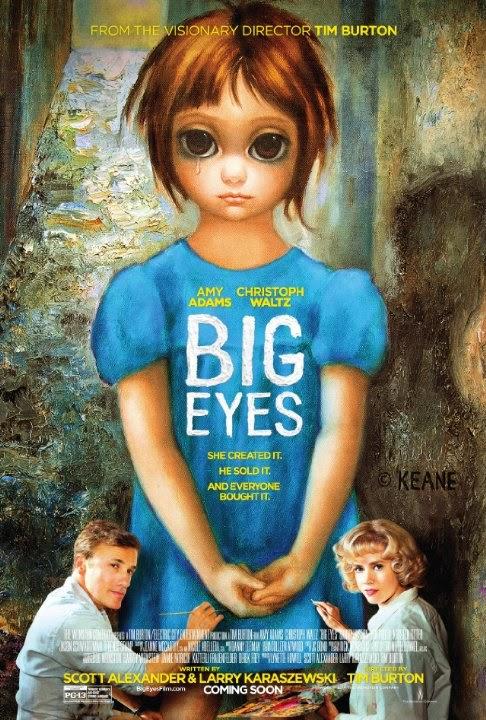 Ver Big Eyes (2014) Online