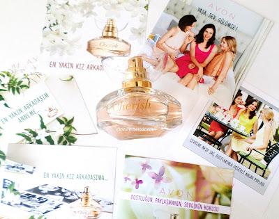 AVON Cherish Parfüm