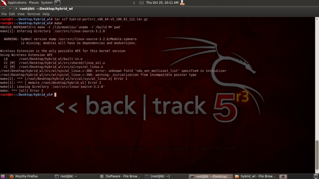 BackTrack 5 R3 ISO full Download Free - YouTube