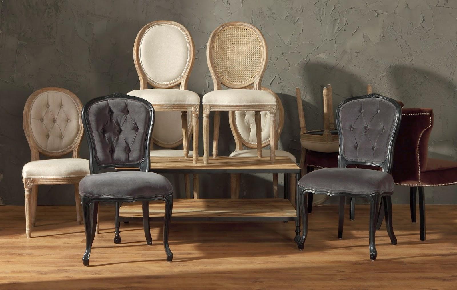 krzesła Classic Belldeco