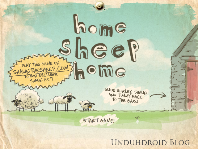 Game Shaun The Sheep Untuk PC