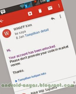 Trik banding banned Whaff Rewards ampuh berhasil