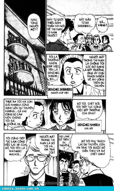 Detective Conan - Thám Tử Lừng Danh Conan chap 495 page 9 - IZTruyenTranh.com