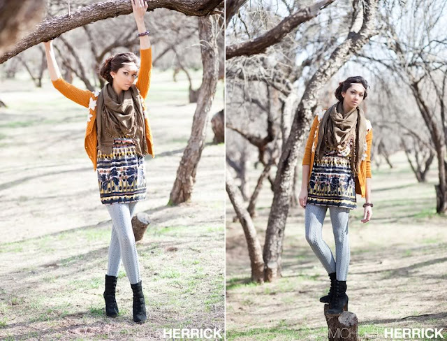 Fashion Passion: Bohemian Winter Outfits