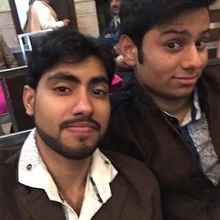 kartic bedi and Shubham Verma