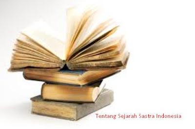 Tentang-Sejarah-Sastra-Indonesia