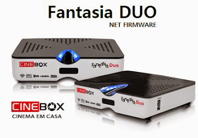 receptor - LANÇAMENTO DO NOVO RECEPTOR DA CINEBOX FANTASIA DUO  Sem%2Bt%C3%ADtulo
