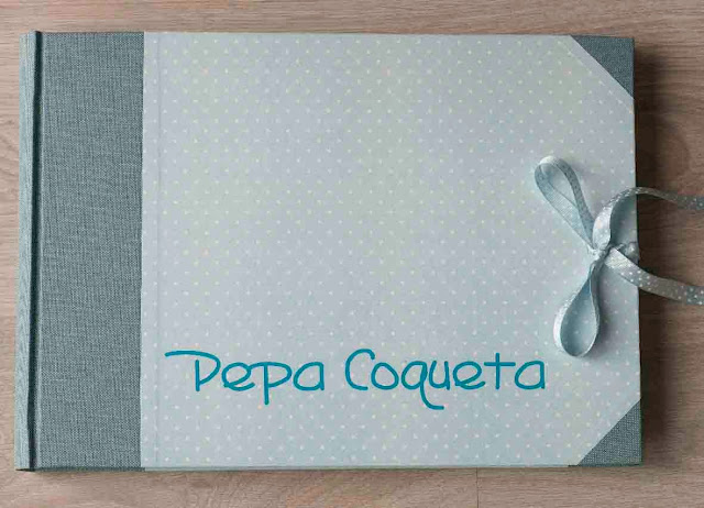 album, suitbook, catalogo, book, presentacion, pepa coqueta, encuadernacion, encuadernado, artesano, artesanal, handmade, alicante, album photos, album fotos