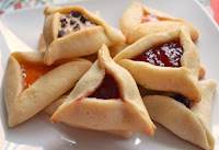 The Inventive Vegetarian: Hamantaschen