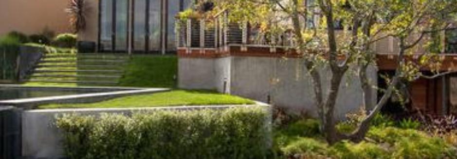Fotos de jardin arboles para jardines de casas modernas - Jardines casas modernas ...