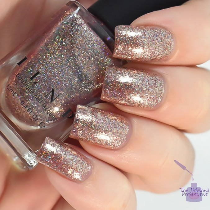 The Polished Perspective: ILNP Juliette Swatch and Review