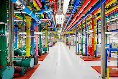 Google Data Centre
