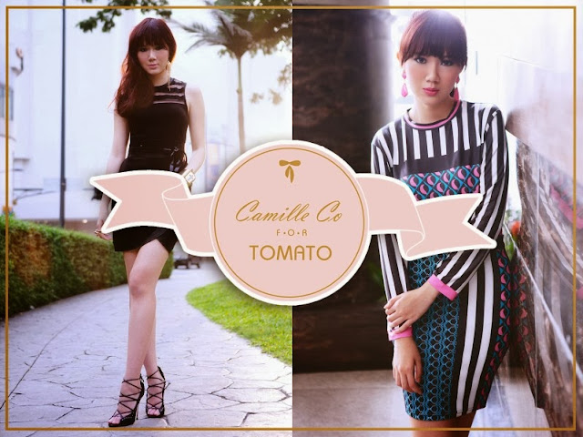Camille Co collection for Tomato