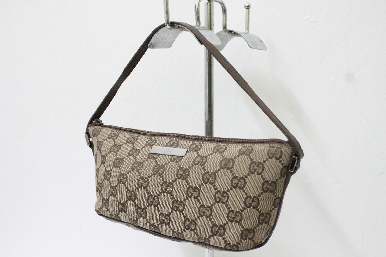 bundlebarangbaek authentic gucci tote bag. Black Bedroom Furniture Sets. Home Design Ideas