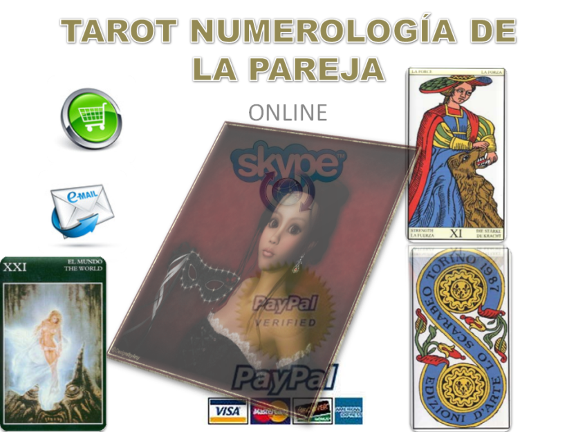 Tarot - Numerología