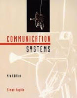 Communication Systems by Simon Haykin, 4th edition