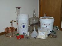 Home Brewery Items