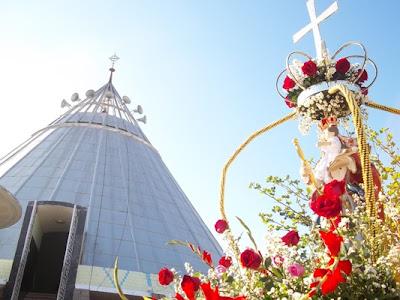 Imagens do Encerramento da 254ª Festa de Nossa Senhora dos Impossíveis