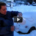 Evaporating Water in -30C. Must See!