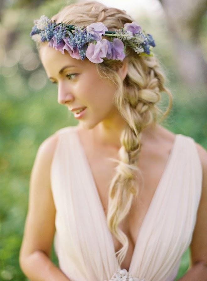 Fotos 20 peinados sexys para pelo largo Trenza de espiga