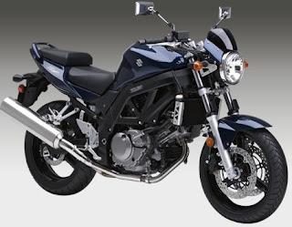 Suzuki SV650 style
