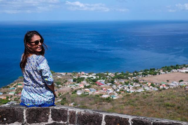 Brimstone Hill St. Kitts
