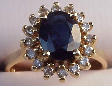 The Marriage of Prince Charles and Lady Diana Spencer (1): The engagement ring