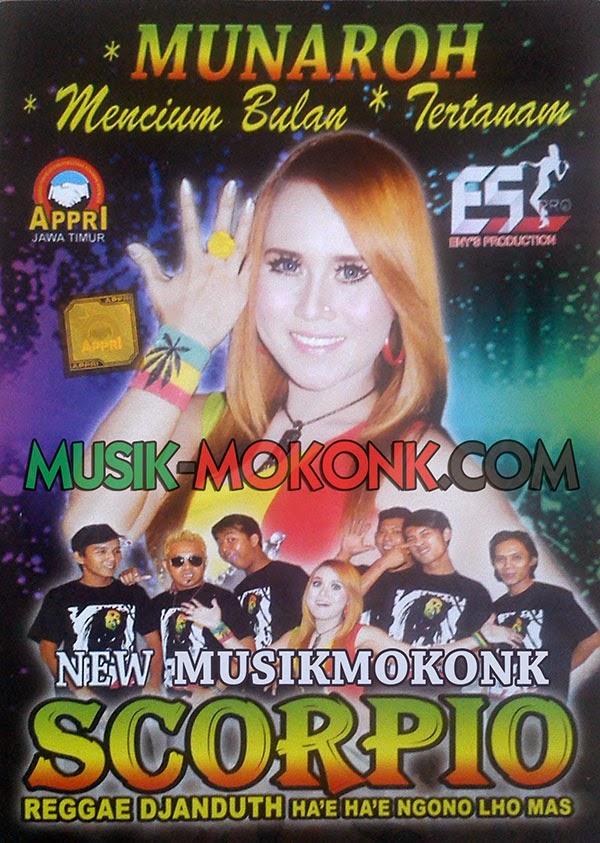 Kasmaran – Mia Dian Kurnia – New Scorpio Reggae Djanduth Vol 2 2014