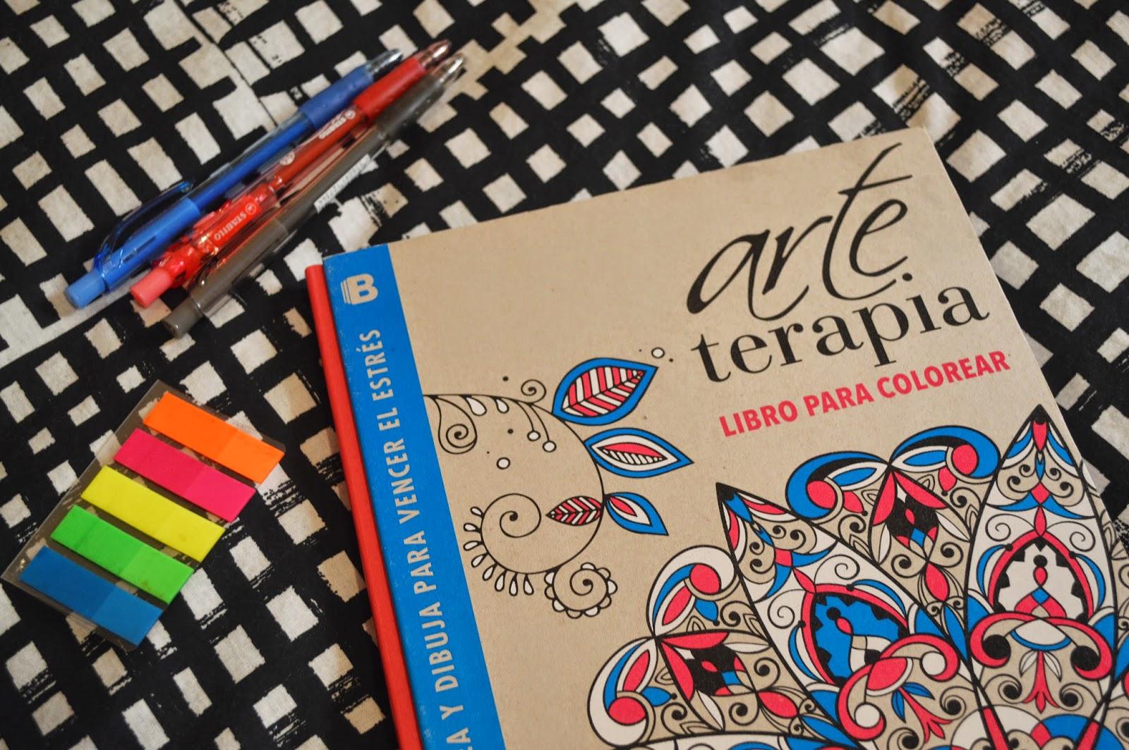 La Casa Matiz: Los libros para colorear no son arteterapia